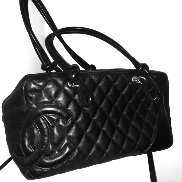 238f2c44a4ff CHANEL Bags | Cambon Ligne Quilted Bowler | Poshmark